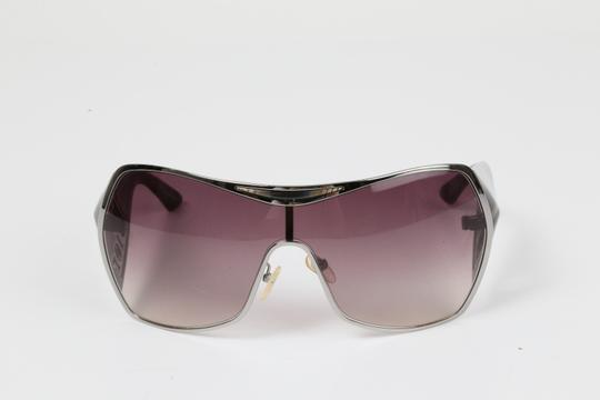 Dior CHRISTIAN DIOR Gaucho 1 HJX94 Grey Oversized Sunglasses Image 3