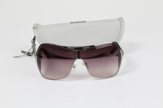 Dior CHRISTIAN DIOR Gaucho 1 HJX94 Grey Oversized Sunglasses Image 4