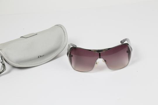 Dior CHRISTIAN DIOR Gaucho 1 HJX94 Grey Oversized Sunglasses Image 5