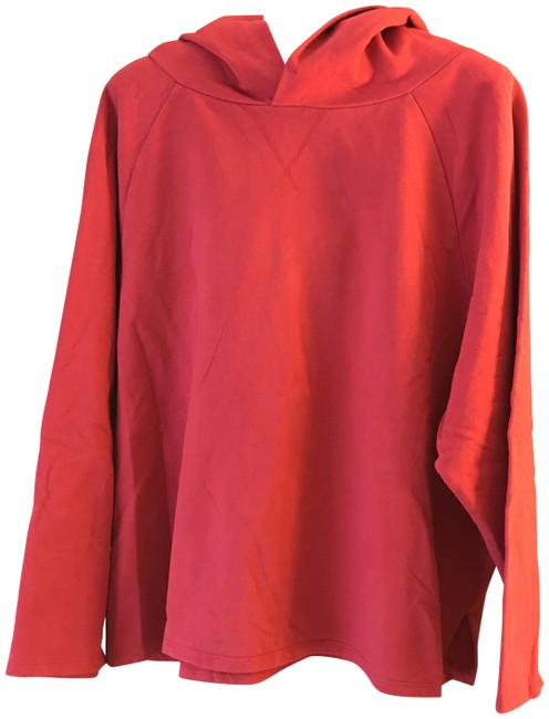J. Jill Vented Sides Cotton/Polyester Machine Wash Sweatshirt Image 0