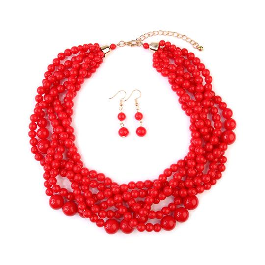 Preload https://img-static.tradesy.com/item/24407877/red-multi-strand-bubble-choker-and-earring-set-necklace-0-0-540-540.jpg