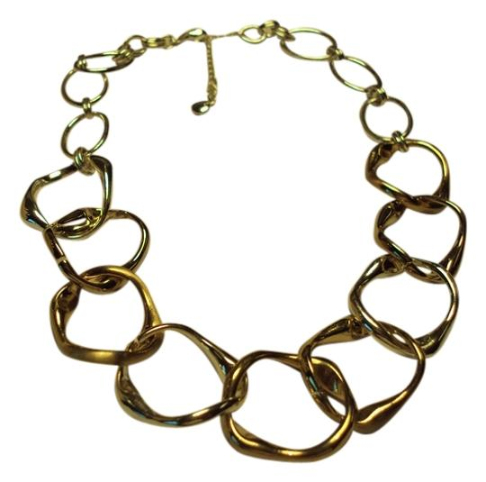 Preload https://img-static.tradesy.com/item/2440792/liz-claiborne-silvertonegold-tone-new-silver-tonegold-chain-link-signed-lc-necklace-0-0-540-540.jpg