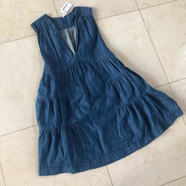 Free People short dress Blue Jean on Tradesy Image 2