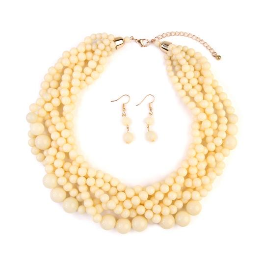 Preload https://img-static.tradesy.com/item/24408029/natural-multi-strand-bubble-choker-and-earring-set-necklace-0-1-540-540.jpg