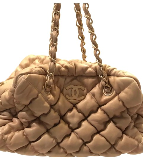 Preload https://img-static.tradesy.com/item/24408054/chanel-bubble-bowler-style-by-brown-lambskin-leather-shoulder-bag-0-1-540-540.jpg