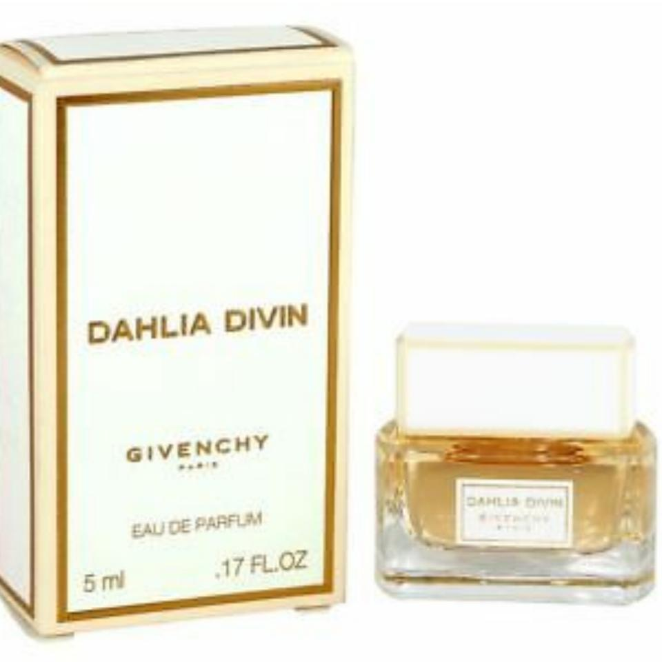 Givenchy Mini-dahlia Divin-givenchy-women-edp-0.17 Oz-5 Ml- France Fragrance 453e099cc6226
