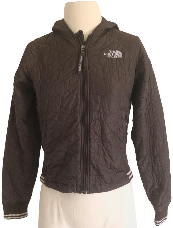 The North Face Brown Quilted Puffer Jacket Size 6 (S) - Tradesy abcedeb5e