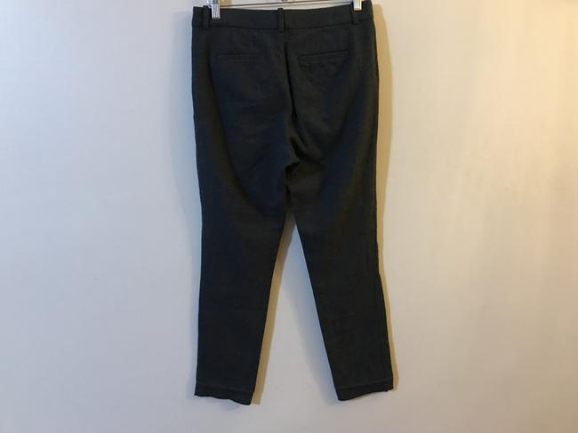 Madewell 08224 Wool Blend Trouser Pants Gray Image 1