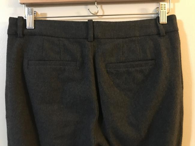 Madewell 08224 Wool Blend Trouser Pants Gray Image 7