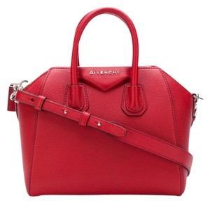 Givenchy Mini Antigona Tote Shoulder Bag