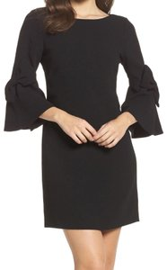 Eliza J Bow Bell Sleeve Dress