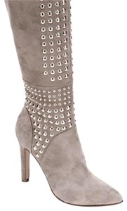 Fergie Taupe Boots