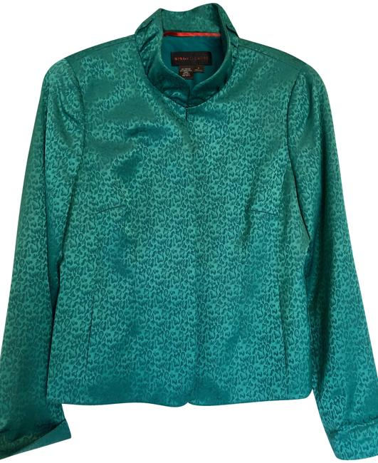 Item - Evening Wear Jacket From Green Top
