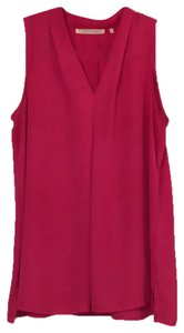 Violet & Claire Top bright pink