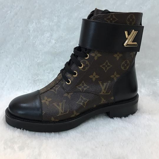 Louis Vuitton brown Boots Image 1