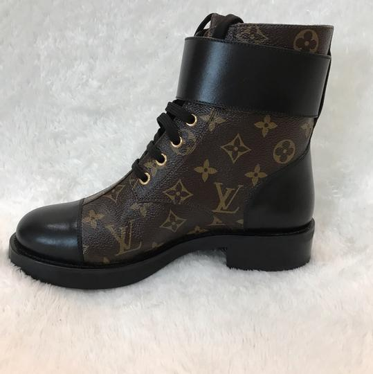 Louis Vuitton brown Boots Image 4