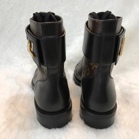 Louis Vuitton brown Boots Image 6
