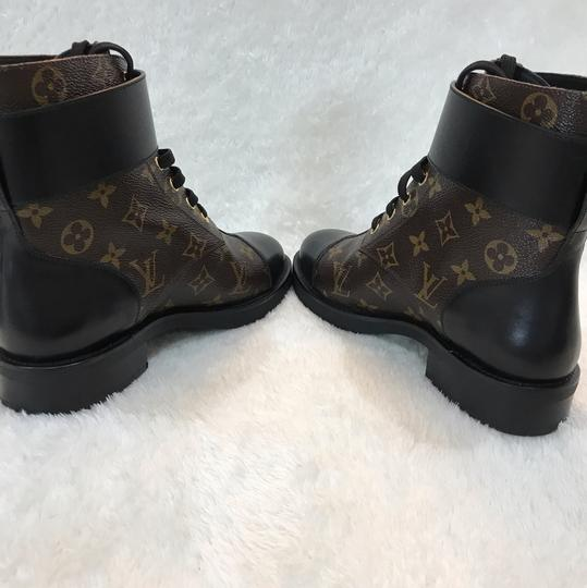 Louis Vuitton brown Boots Image 7
