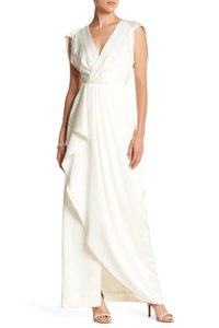 J.Crew Ivory Adrienne Destination Wedding Dress Size 6 (S)