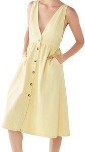 daec231621 Yellow Urban Outfitters Dresses - Up to 70% off a Tradesy