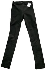 Theory Black Night Out Leggings Skinny Pants