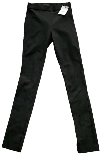 Theory Black Night Out Leggings Skinny Pants Image 0