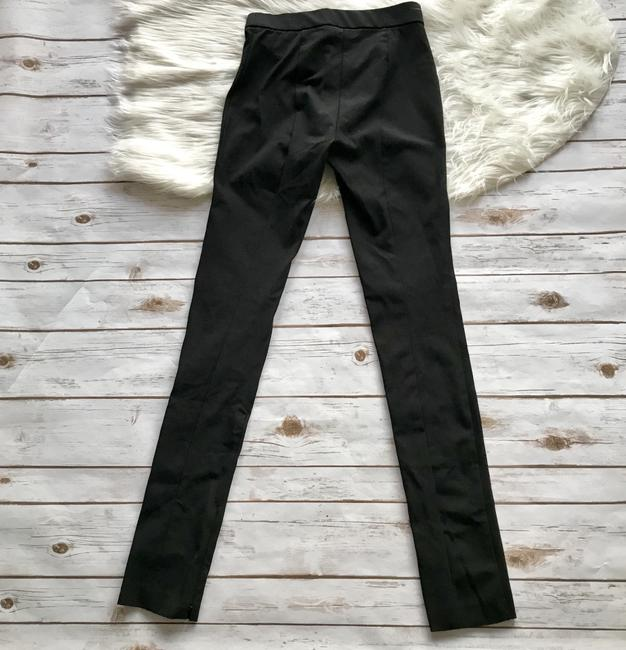 Theory Black Night Out Leggings Skinny Pants Image 2
