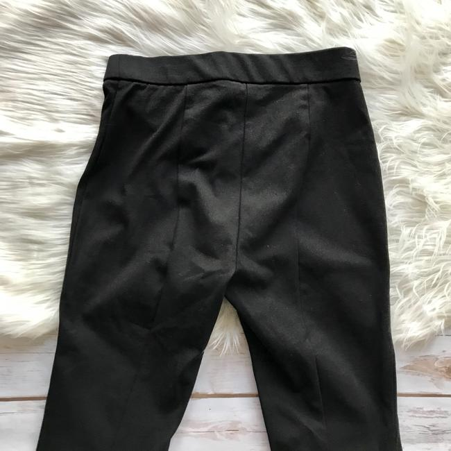 Theory Black Night Out Leggings Skinny Pants Image 3