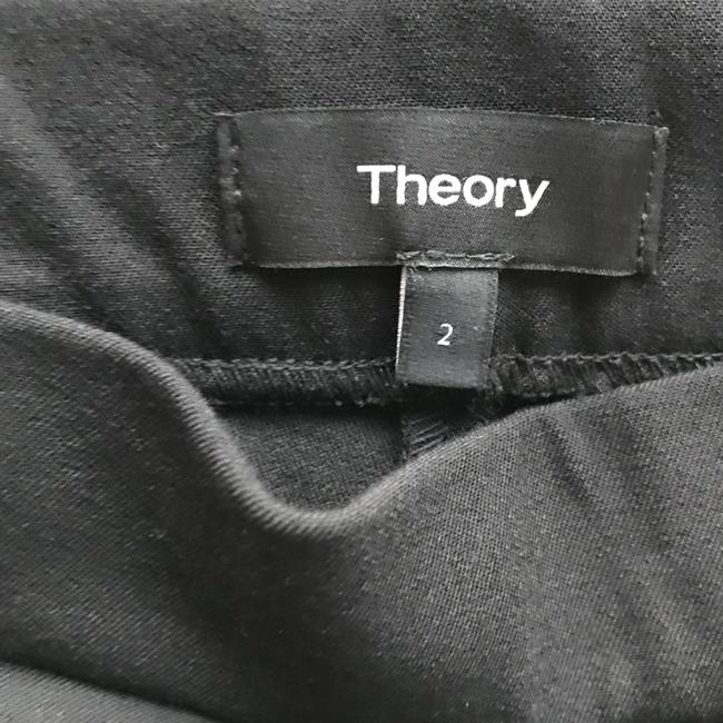 Theory Black Night Out Leggings Skinny Pants Image 4