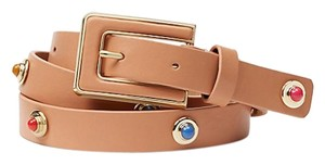 Kate Spade Leather Studded Belt