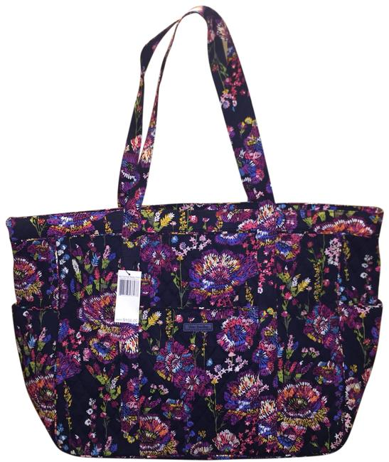 Item - Get Carried Away Multicolor Cotton Tote