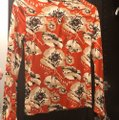 Tory Burch Top Orange Image 1