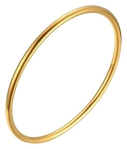 Cartier yellow Gold bangle 22k, Bracelet