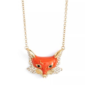 Kate Spade Kate Spade Into The Woods Pendant Necklace