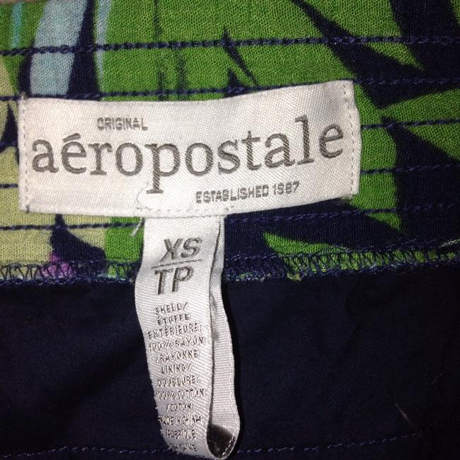 Aéropostale Skirt Green And Navy Image 2