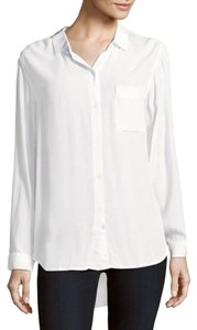 Rails Shirt Button Down Shirt White