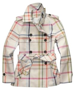 Coach Double Breasted Trench Coat