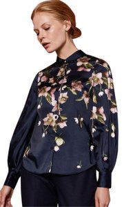 07ac3ceeb937b2 Blue Ted Baker Blouses - Up to 70% off a Tradesy