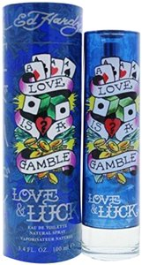 Ed Hardy Ed Hardy Love & Luck for Men 3.4 oz