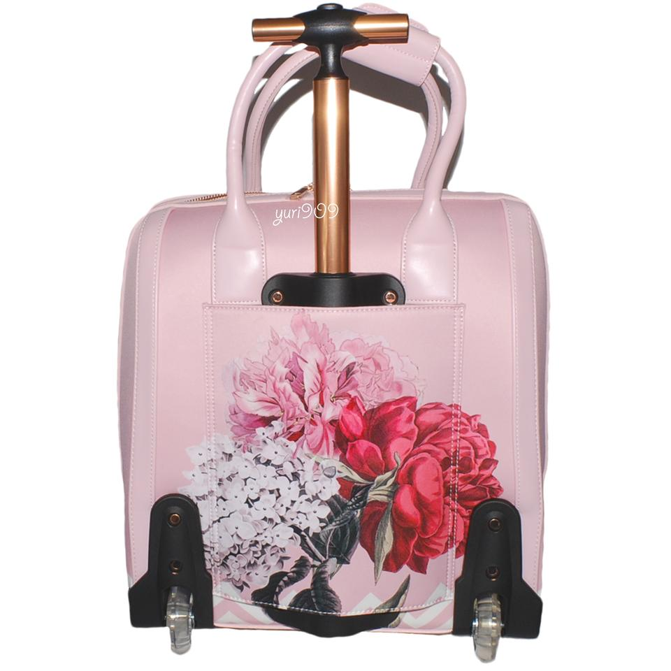 c4b65b6a46165 Ted baker palace garden rolling two wheel carry on suitcase pink jpg  960x960 Ted baker travel