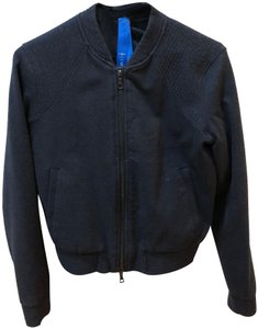 Kit and Ace Bomber Cashmere Navy Jacket