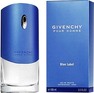 Givenchy Givenchy Blue Label By Givenchy For Men. Eau De Toilette Spray 3.3