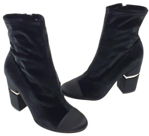 Marc Fisher Black Prisa Ankle Boots Boots