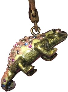 Jay Strongwater jay strongwater chameleon charm