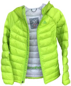 4e67696ca Women's Green adidas Outerwear - Up to 90% off at Tradesy