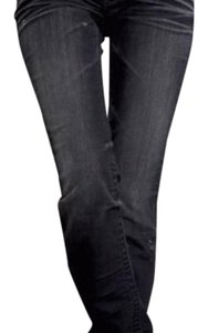 Big Star Straight Leg Jeans-Distressed