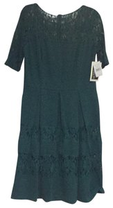 Julian Taylor short dress Jade on Tradesy