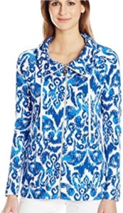 Lilly Pulitzer Popover Zipup Spill The Juice Sweater