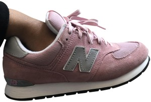 New Balance 574 Retro Surf Surf Sneaker Sneakers Sneakers Blush Pink Athletic