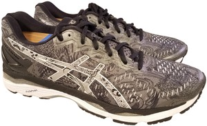 Asics Kayano Size 12 T6a1n gray Athletic